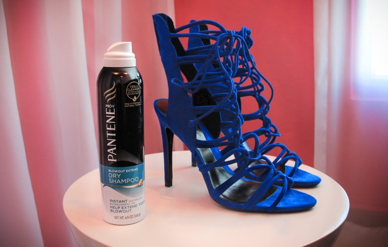 Pantene & Shoes (1 of 1)